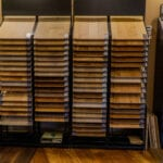 Ahwatukee Carpets Showroom hardwood floor